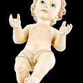 Baby Jesus by Luis Alvarenga