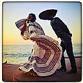 'bailarines De Vallarta' By Jim Demetro by Natasha Marco