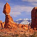 Balanced Rock  by Brian Jannsen