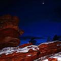 Balanced Rock by Pam Romjue