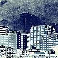 Bangkok Panorama by Heike Hultsch