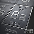 Barium Chemical Element by Science Picture Co