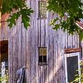 Barn Story by Susan Garren