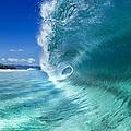 Barrel Swirl by Sean Davey