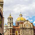 Basilica Of Our Lady Of Guadalupe by Jess Kraft