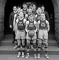 Basketball Team, 1920 by Granger