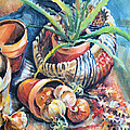 Baskets by Linda Shackelford