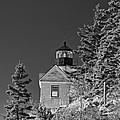 Bass Harbor Lighthouse Mount Desert Island Maine by Keith Webber Jr