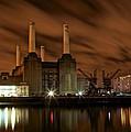 Battersea Power Station  by Brooke Carpenter