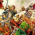 Battle Of Grunwald by Henryk Gorecki