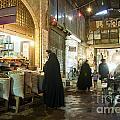 Bazaar Market In Isfahan Iran by Jacek Malipan