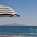 Beach Umbrella by Luis Alvarenga