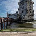 Belem Tower by Lucinda Walter
