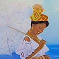 Belle Creole by KCatia Creole Art