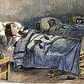 Bellevue Hospital, 1860 by Granger