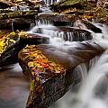 Below Oneida Falls by Eric Gaston