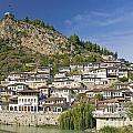 Berat Old Town In Albania by Jacek Malipan