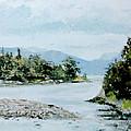 Berks Lake by John Warren OAKES