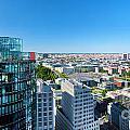 Berlin Panorama by Michal Bednarek