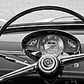 Bianchina Steering Wheel by Jill Reger