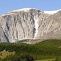 Big Horn Mountains  by William Hallett