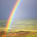 Big Horn Rainbow by John Stephens
