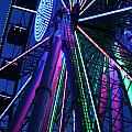 Big Wheel by Chuck  Hicks