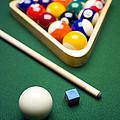 Billiards by Tony Cordoza