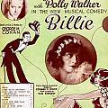 Billie by Mel Thompson