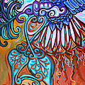 Bird Heart I by Genevieve Esson