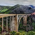 Bixby Bridge by Ken Wolter