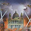 Spirit Of The Blitz by Ken Wood