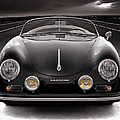 Black Porsche Speedster by Douglas Pittman