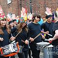 Blocco Drummers Rye by David Fowler