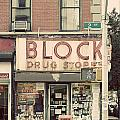Block Drug Store by Newyorkcitypics Bring your memories home