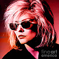Blondie Debbie Harry by Marvin Blaine