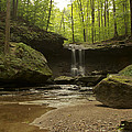 Blue Hen Falls by Jack R Perry