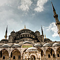 Blue Mosque by Erdal Oskay