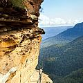 Blue Mountains Walkway by Tim Hester