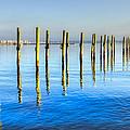Blue Tide by Debra and Dave Vanderlaan