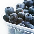 Blueberries by Gustoimages/science Photo Library