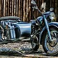 Bmw 500 Sidecar by Pixabay