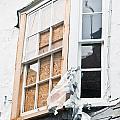 Boarded Up Window by Tom Gowanlock