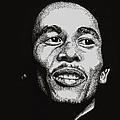 Bob Marley  by Cory Still