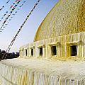 Bodhnath Stupa by Tim Hester