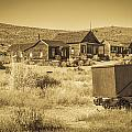 Bodie Ghost Town by Susan Leonard