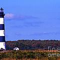 Bodie Island Lighthouse by Thomas R Fletcher