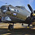 Boeing B-17g Flying Fortress by Tommy Anderson