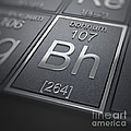 Bohrium Chemical Element by Science Picture Co