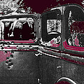 Bonnie And Clyde Death Car South Of Gibsland Toward Sailes Louisiana May 23 1933-2013 by David Lee Guss